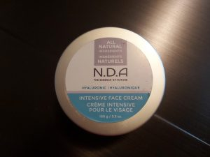 Hyaluronic Intensive Face Cream